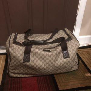 Gucci/Travel Bag